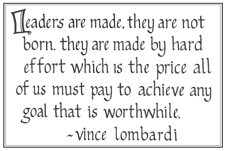 Vince Lombardi's quote #8