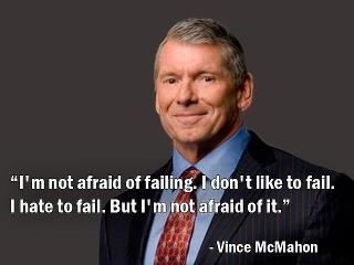 Vince McMahon's quote #5