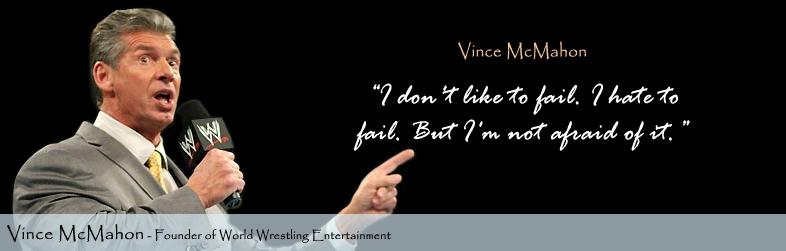 Vince McMahon's quote #2