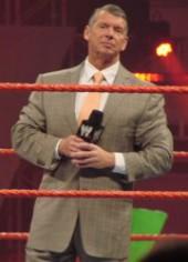 Vince McMahon's quote