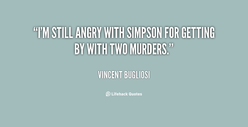 Vincent Bugliosi's quote #6