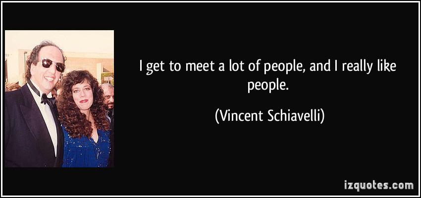 Vincent Schiavelli's quote #1