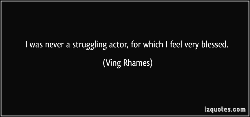 Ving Rhames's quote #5