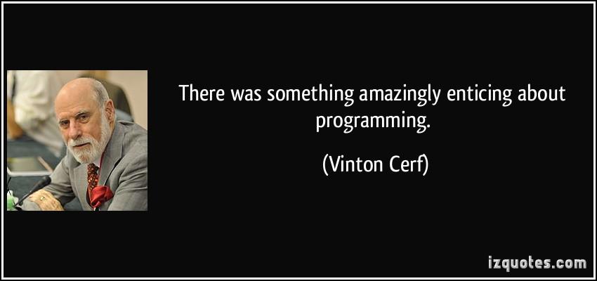 Vinton Cerf's quote #3