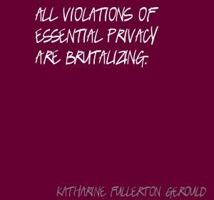 Violations quote #1