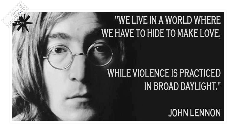 Violence quote #4