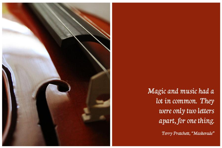 Violin quote #1