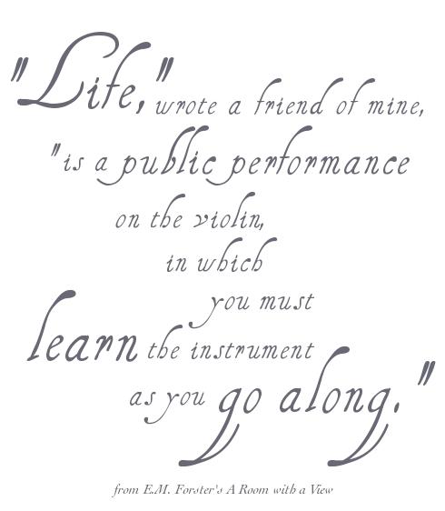 Violin quote #6