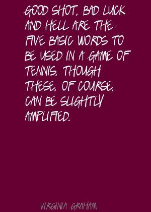 Virginia Graham's quote #1