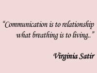Virginia Satir's quote #4