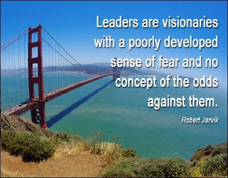 Visionaries quote #1