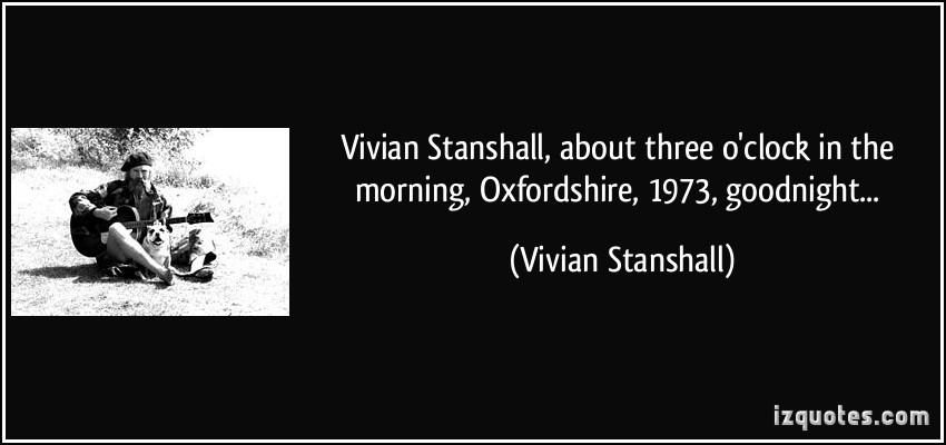 Vivian Stanshall's quote #2