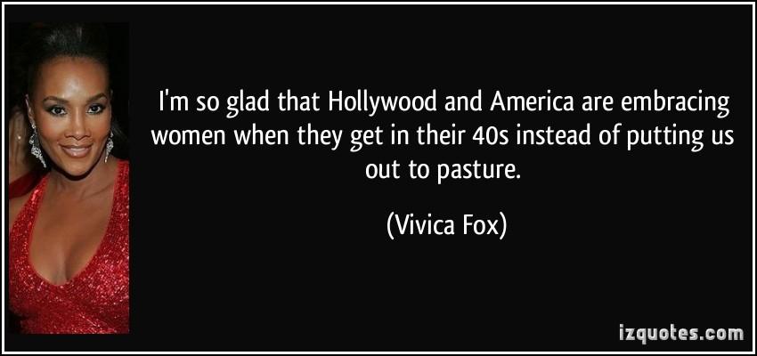 Vivica Fox's quote #6