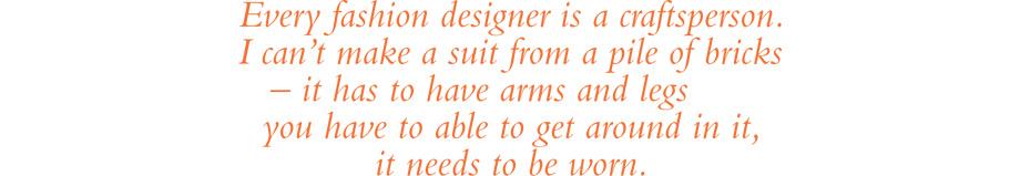Vivienne Westwood's quote #2