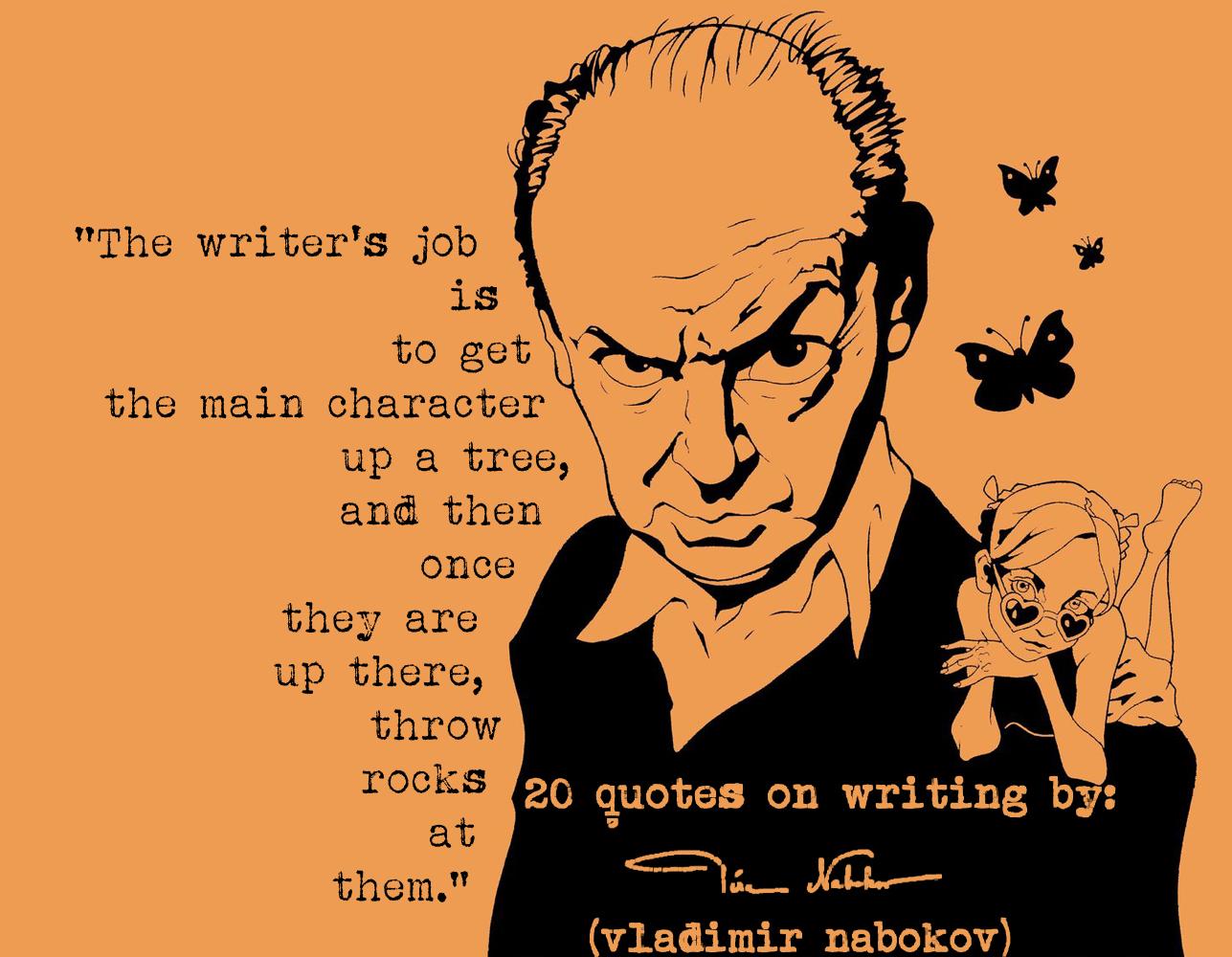 Vladimir Nabokov's quote #2