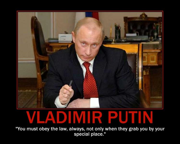 Vladimir Putin's quote #2