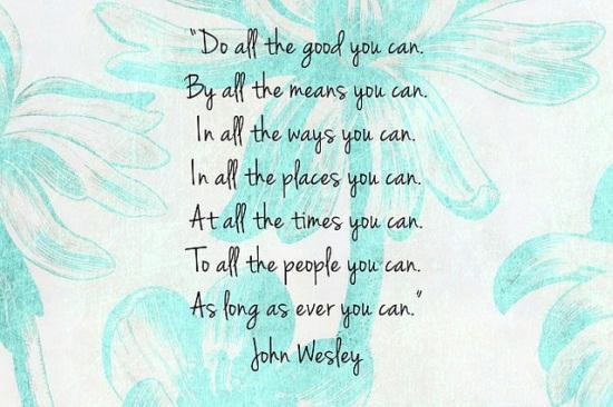 Volunteered quote #1