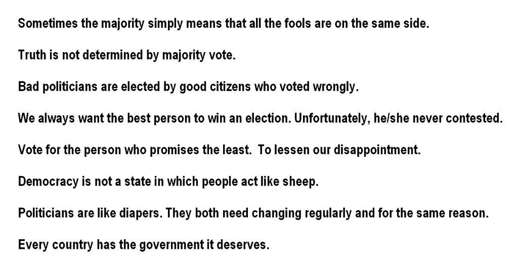 Vote quote #7