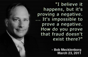 Voter Fraud quote #1