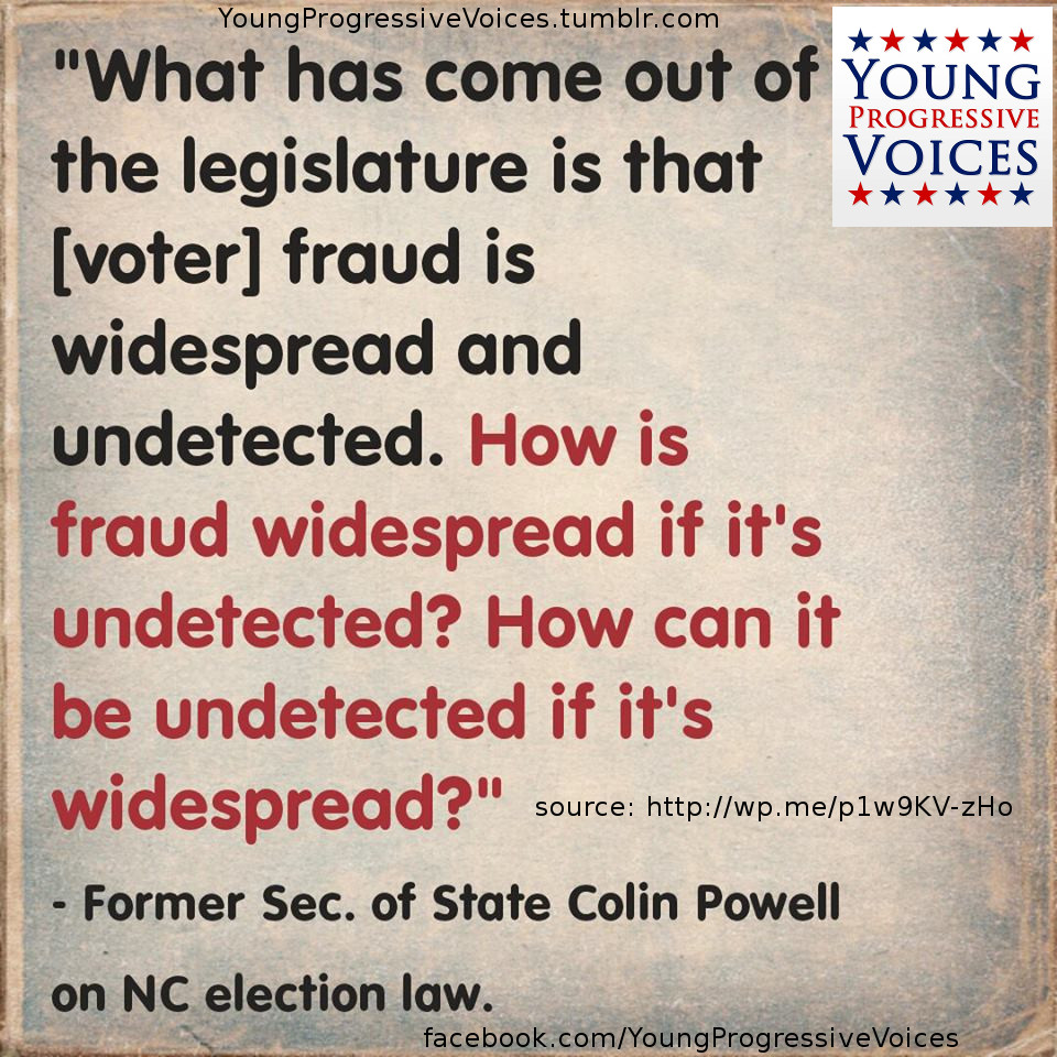 Voter Fraud quote #2