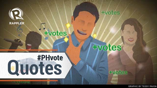 Votes quote #5