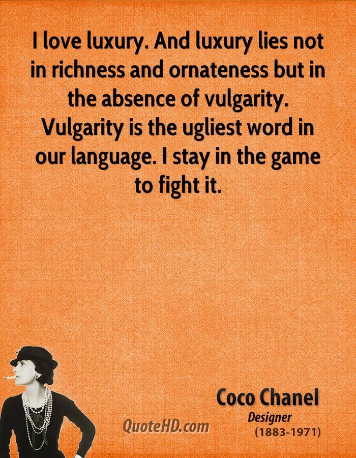 Vulgarity quote #3