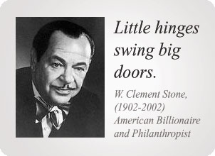 W. Clement Stone's quote #1