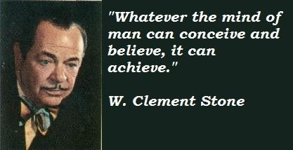 W. Clement Stone's quote #2