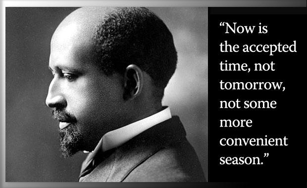 W. E. B. Du Bois's quote #2