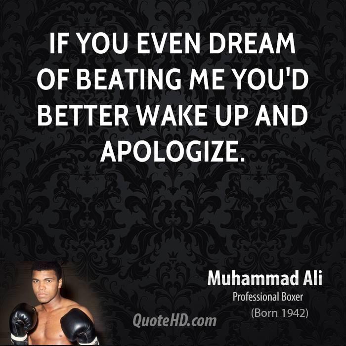 Wake quote #1