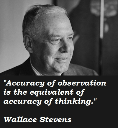 Wallace Stevens's quote #3