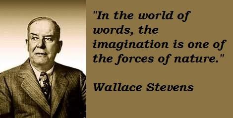 Wallace Stevens's quote #4