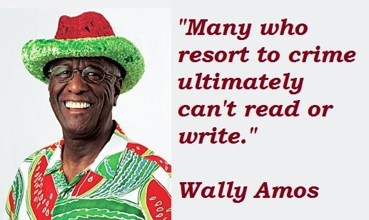 Wally Amos's quote #2