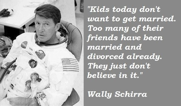Wally Schirra's quote #6