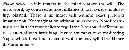 Walter Benjamin's quote