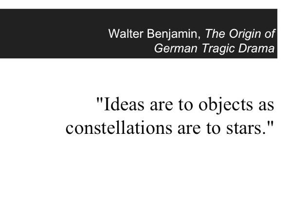 Walter Benjamin's quote #8