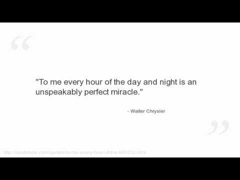 Walter Chrysler's quote #4