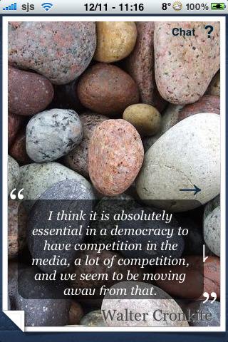 Walter Cronkite's quote #5