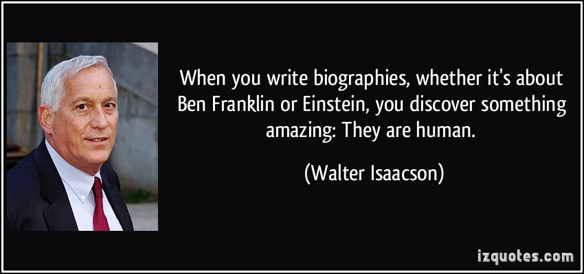 Walter Isaacson's quote #4