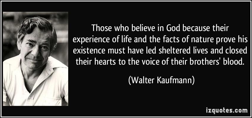Walter Kaufmann's quote #4