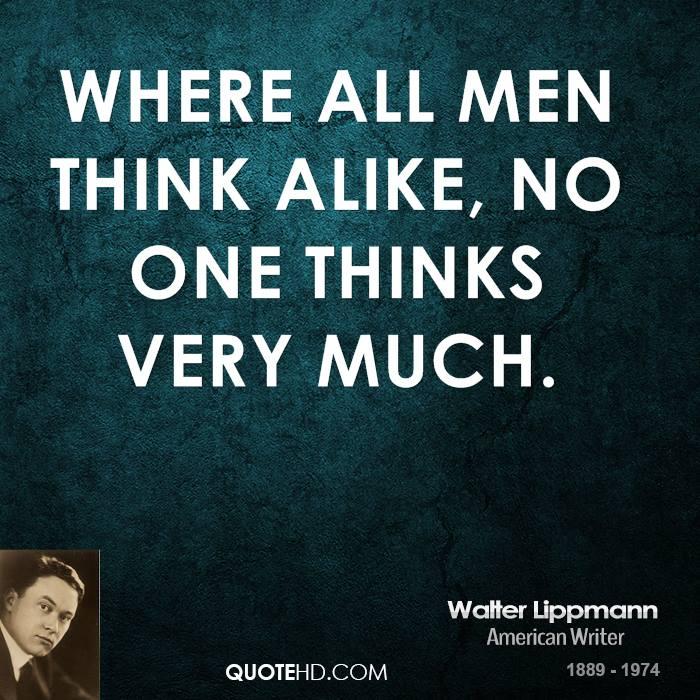 Walter Lippmann's quote #6