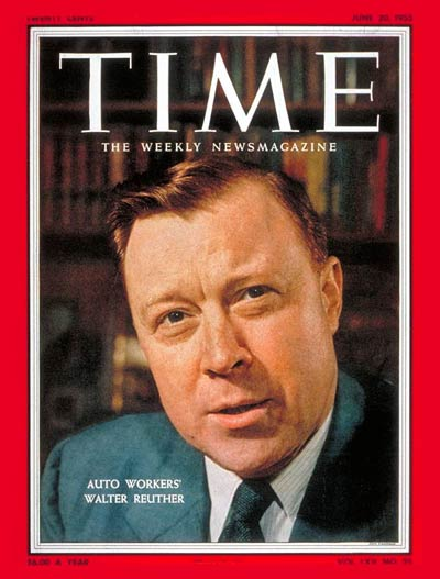 Walter Reuther's quote