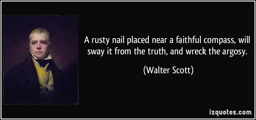 Walter Scott's quote #2