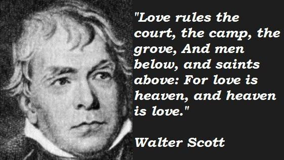 Walter Scott's quote #4