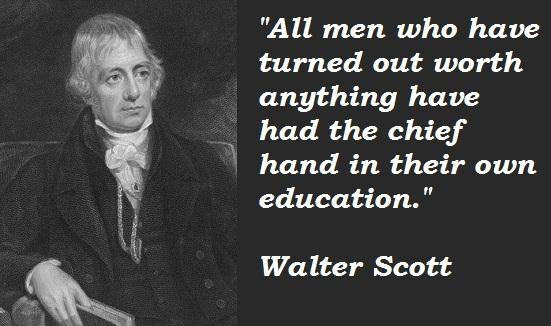 Walter Scott's quote #5
