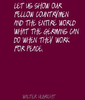 Walter Ulbricht's quote #2