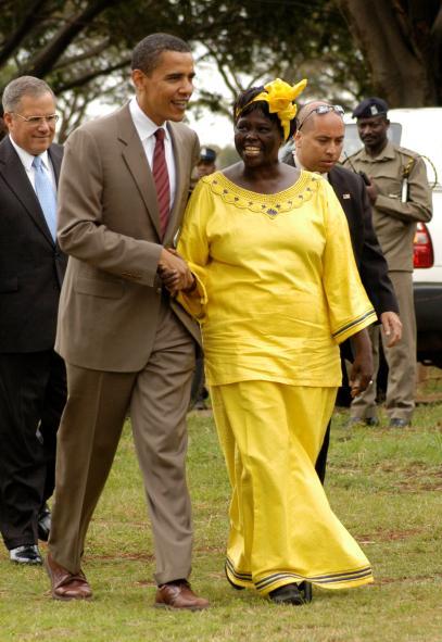Wangari Maathai's quote #5