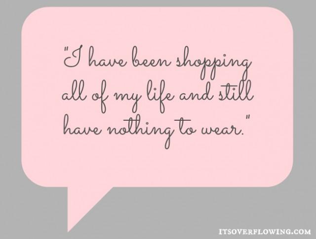 Wardrobe quote #3