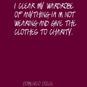 Wardrobe quote #2