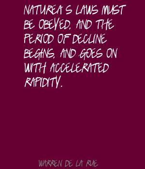 Warren De la Rue's quote #1